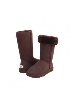 UGG Classic Tall CHOCOLATE II